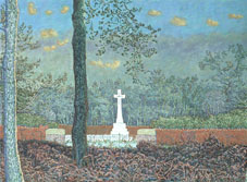 Cannock Chase's German War Cemetery. Image: R N Clarke